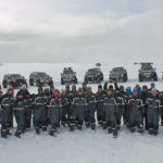 Glacier super-jeep tour