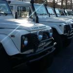 Self-drive fleet